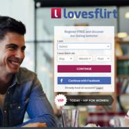 Your Dream Girl through Video Chat Online on Lovesflirt.com