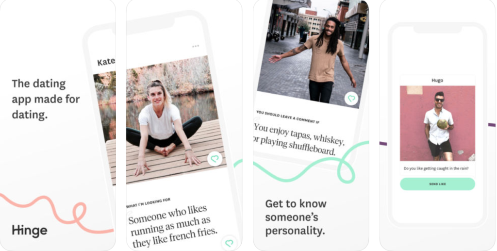 Hinge Dating & Relationships 17+